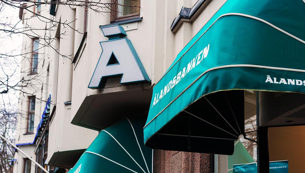 Ålandsbankenin Bulevardin konttori