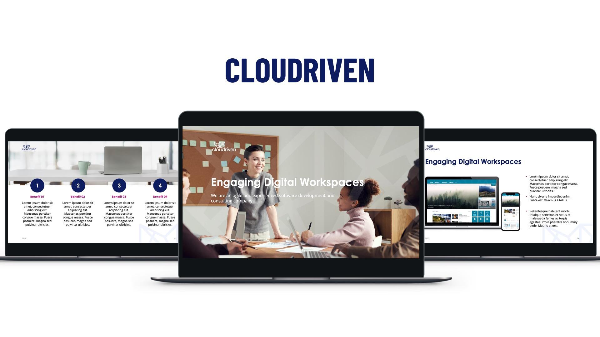 Cloudriven referenssi Kasvu Partners